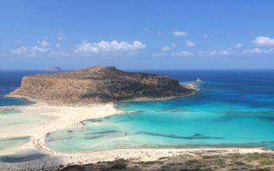 Le tre spiagge più belle dell'isola di Creta