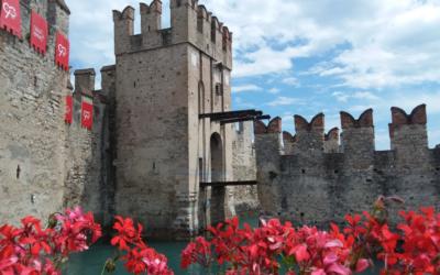 Lago di Garda attraverso immagini e parole