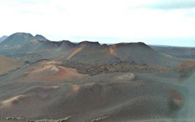 Lanzarote, l'isola dei vulcani