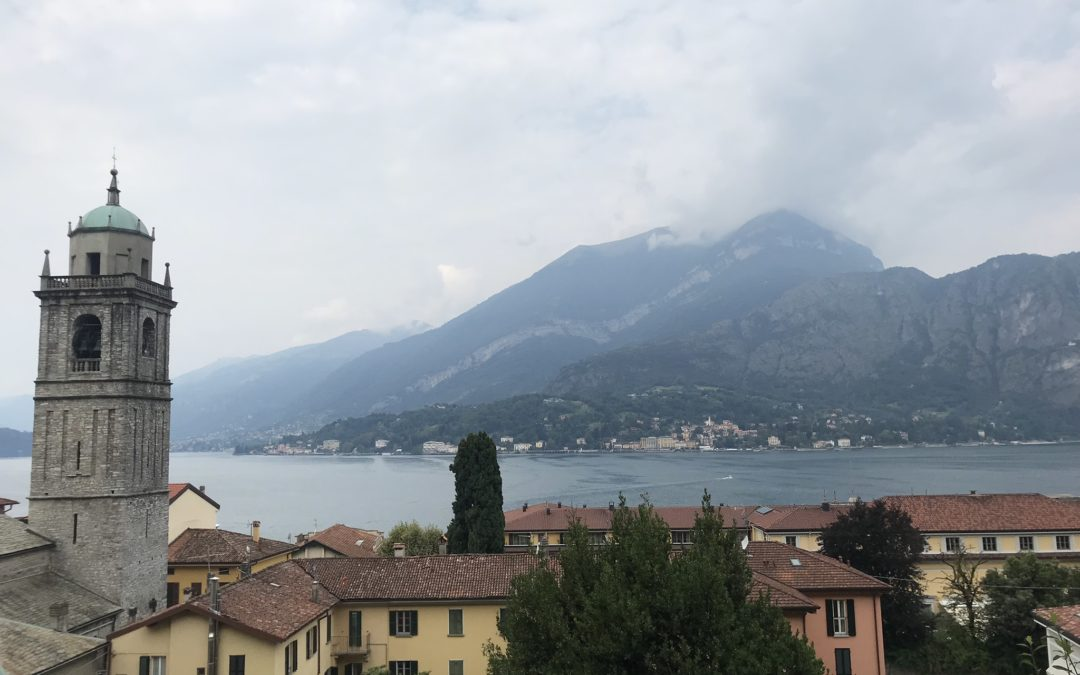 Villa Serbelloni a Bellagio, perla del lago di Como
