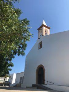 Sant Joan de Labritja chiesa