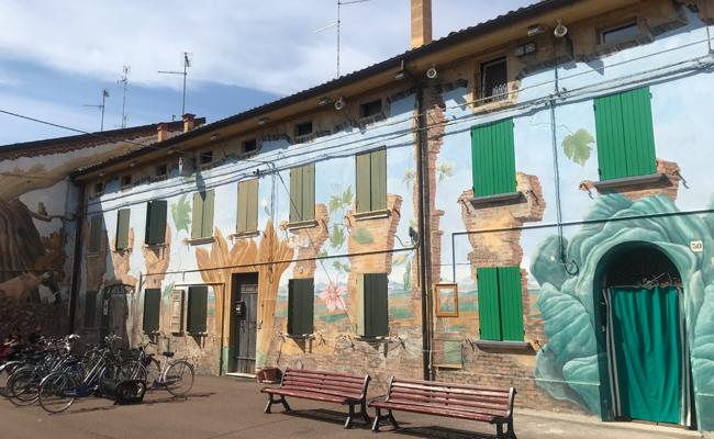 San Giovanni in Persiceto – la magia di Piazzetta Betlemme
