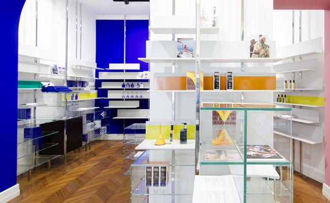 Arriva a Milano la biblioteca olfattiva di Histoires de Parfums