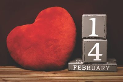 5 idee per trascorrere san valentino